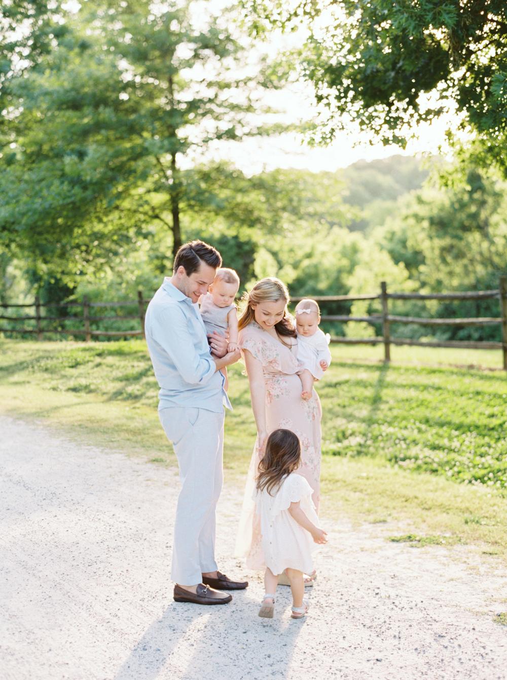 Atlanta Family Film Photographer